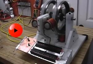 The VMG624 Pulse Motor