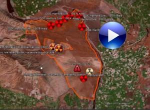 USA Hanford Nuclear Site Leaking Radioactive Waste HAZMAT Richland WA