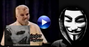 Anonymous Underground Bases, CIA Clones, and False Flags.