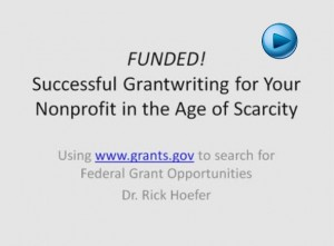 How to Use Grants.Gov to Find Federal Grants