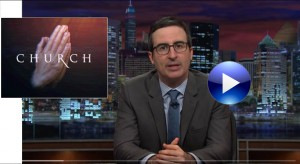 Last Week Tonight with John Oliver Televangelists