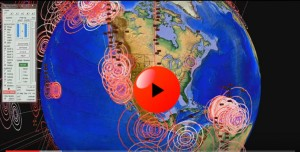 Global Earthquake Forecast -- West Coast Warning , Yellowstone Fissure + Volcanoes