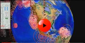 Global Earthquake Forecast -- West Coast Warning , Yellowstone Fissure + Volcanoes