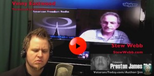 Alien Parasites Control The Whitehouse - Vinny Eastwood, Stew Webb & Preston James