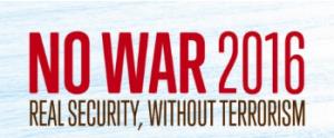 No War 2016