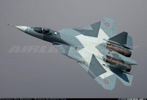 The Sukhoi PAK FA / T-50 (2016)